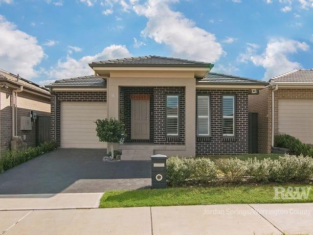 16 Baronga Street, Jordan Springs, NSW 2747