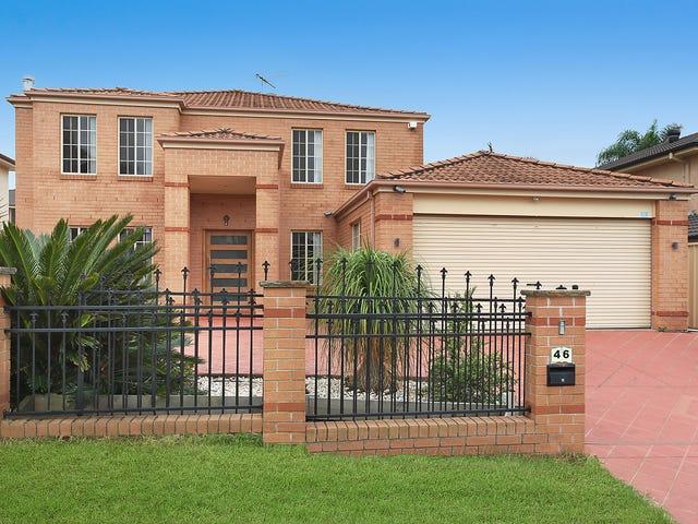 46 Carmichael Drive, West Hoxton, NSW 2171