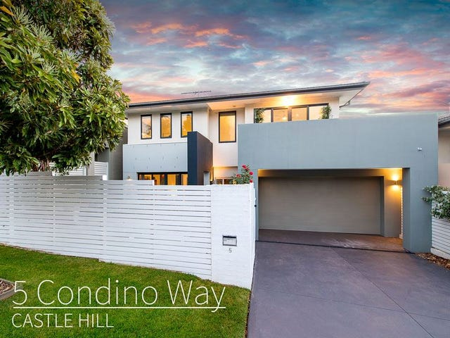 5 Condino Way, Castle Hill, NSW 2154