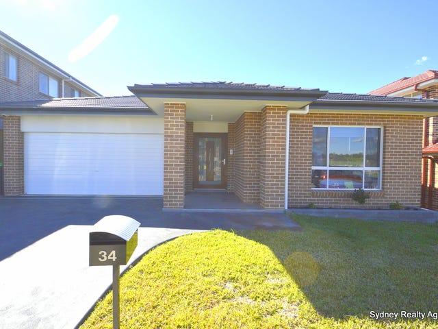 34 Mary Wade Place, Carnes Hill, NSW 2171