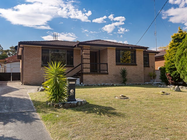 91 Letchworth Parade, Balmoral, NSW 2283