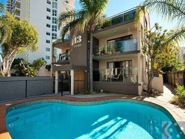 3/13 Breaker Street, Main Beach, Qld 4217