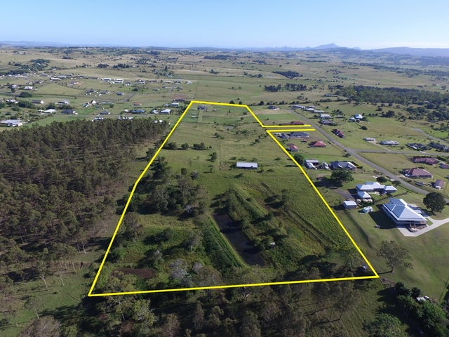 121 Robson Road (Current Access Via Hoya Road), Boonah, Qld 4310