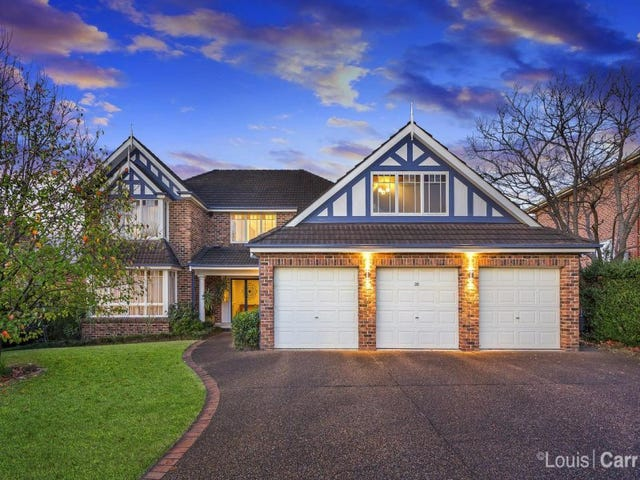 30 Westminster Drive, Castle Hill, NSW 2154