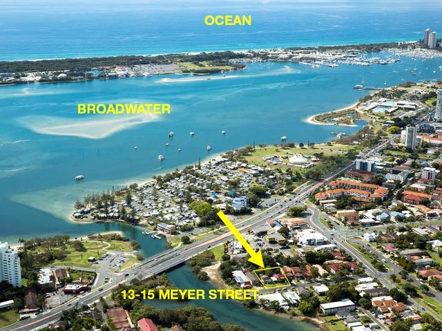 13 & 15 Meyer Street, Southport, Qld 4215