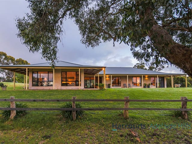 131 Red Hill Road, Scott Creek, SA 5153