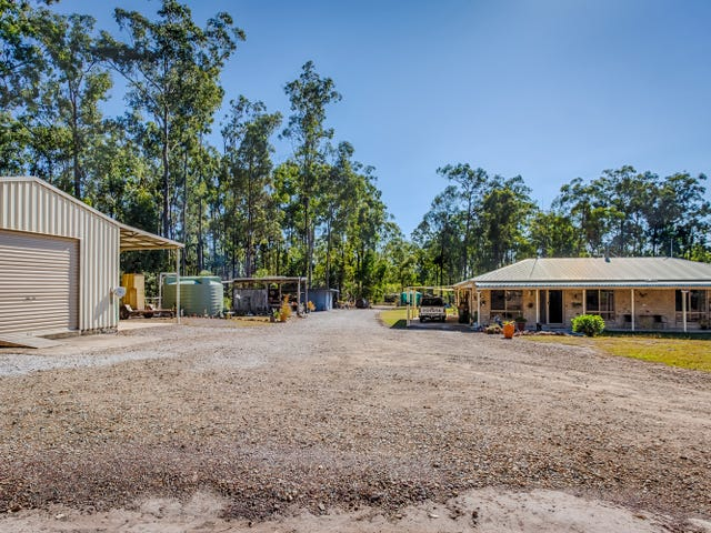 447 Wards Road, Glenwood, Qld 4570