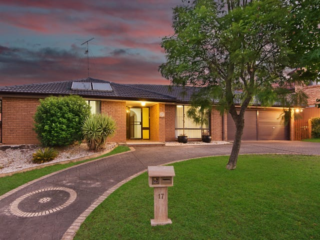 17 Mawarra Crescent, Kellyville, NSW 2155