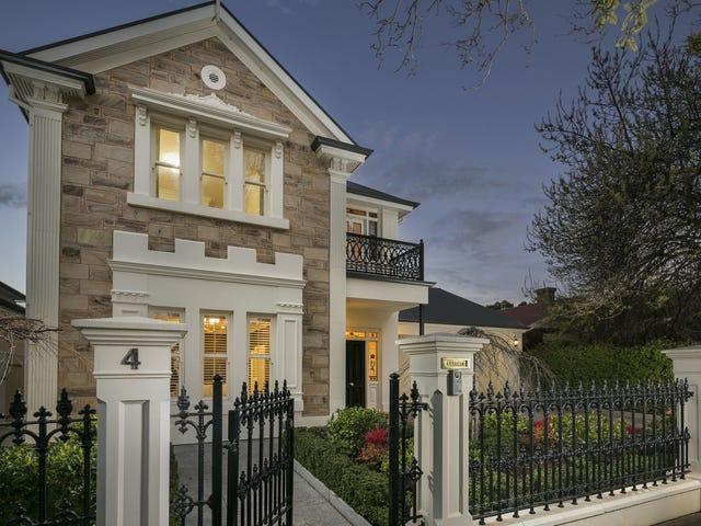 4 Austral Terrace, Malvern, SA 5061