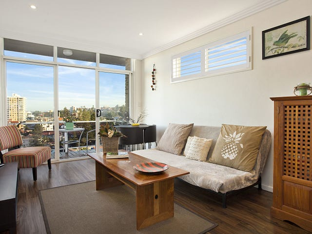 4/23 Upper Greycliffe Street, Queenscliff, NSW 2096
