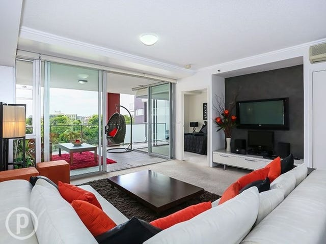3117/3-7 Parkland Boulevard, Brisbane City, Qld 4000