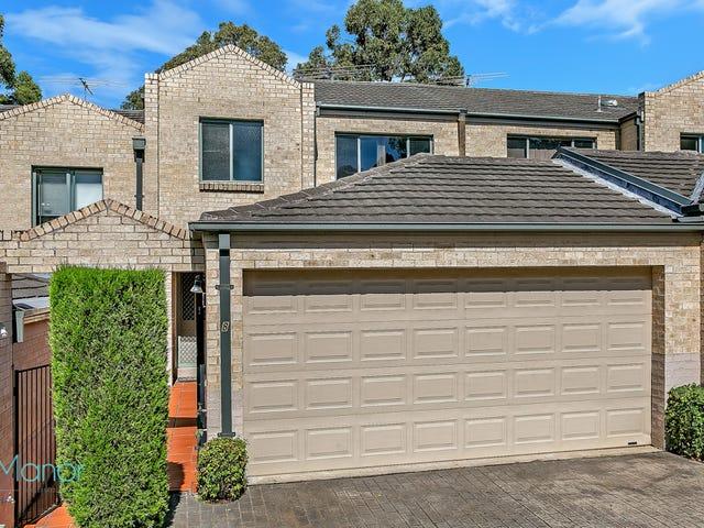 8/18-20 Pearce Street, Baulkham Hills, NSW 2153