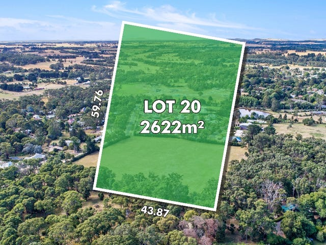 Lot 20, Clover Tree Circuit, Woodend, Vic 3442