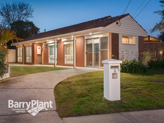 3 Markham Court, Keysborough, Vic 3173