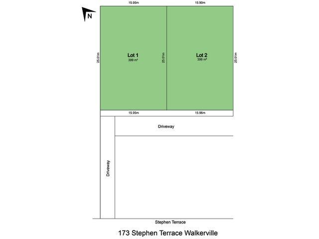 Lot 1 & 2, 173 Stephen Terrace, Walkerville, SA 5081