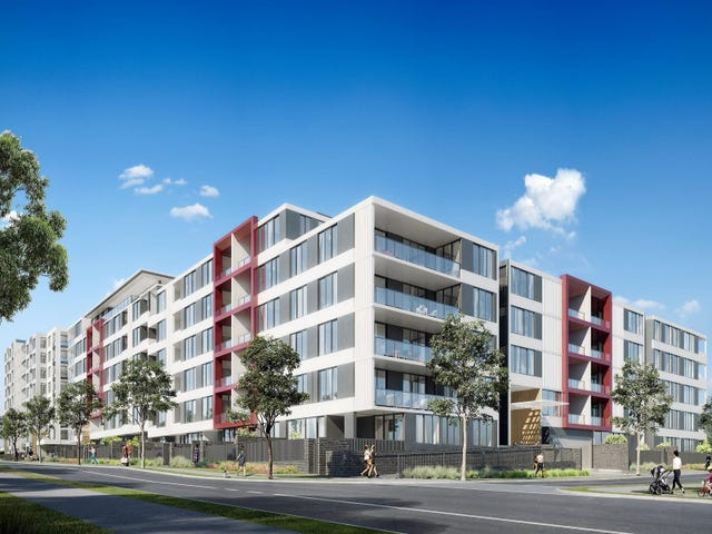 Lot 91 B402 Phoenix Apartments, Rouse Hill, NSW 2155