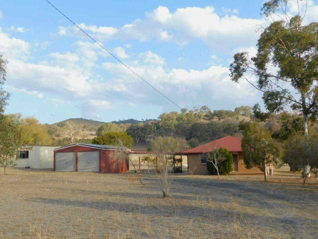3474  WERRIS CREEK RD, Currabubula, NSW 2342