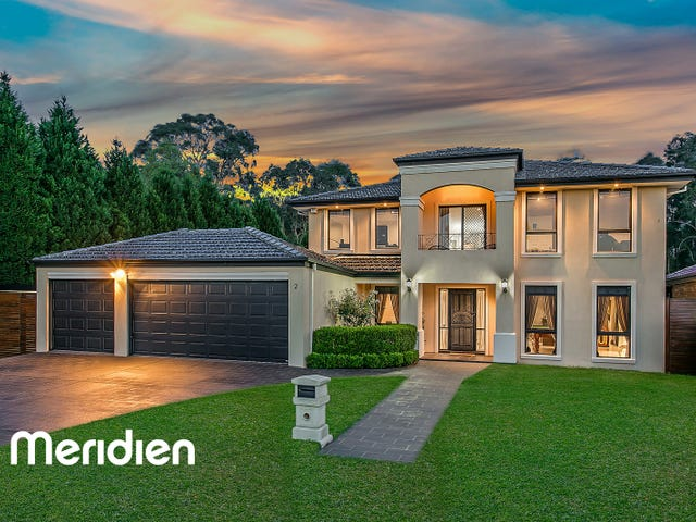 2 Lochton Place, Beaumont Hills, NSW 2155