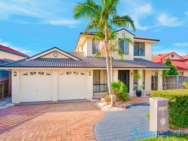 6 Sardinia Avenue, Glenwood, NSW 2768