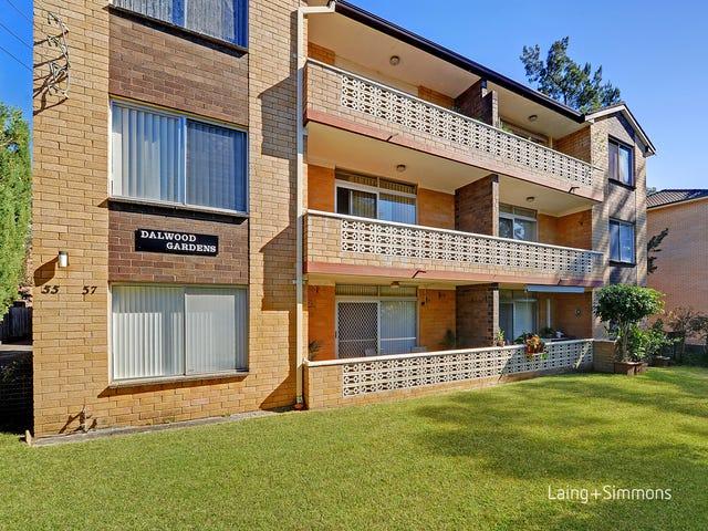 7/55 Albert Street, Hornsby, NSW 2077