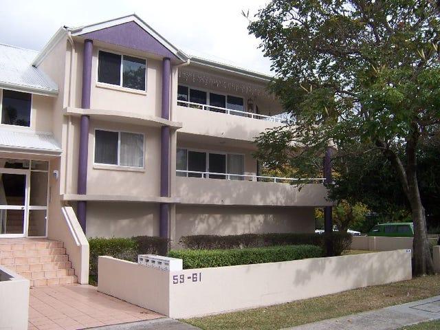 1/59 Macquarie Street, St Lucia, Qld 4067