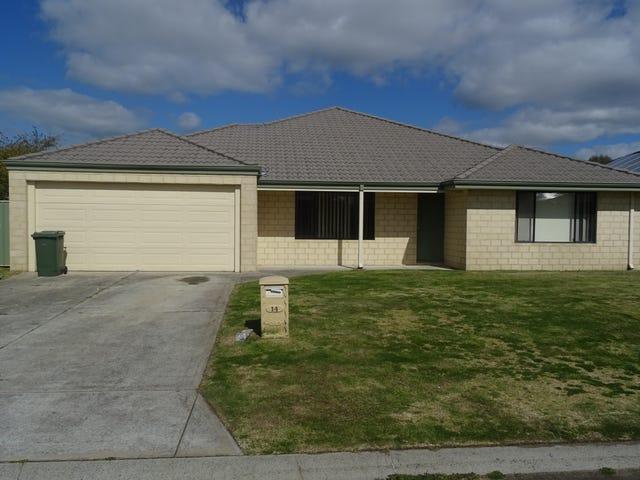 14 Woodquay Drive, Australind, WA 6233