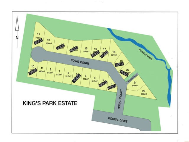 Lot 1-22 Kings Park Estate, Warrnambool, Vic 3280
