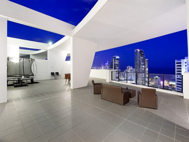 Penthouse, 22 Surf Parade, Broadbeach, Qld 4218
