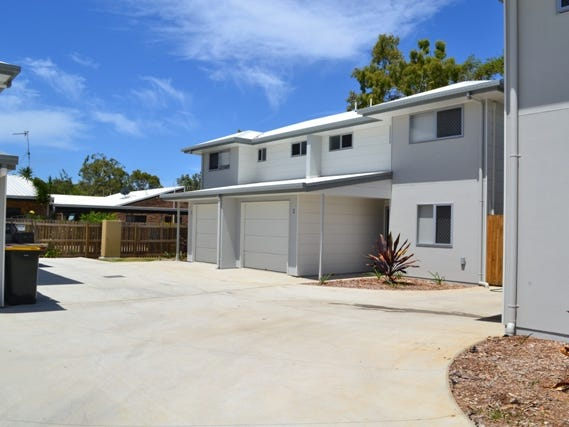 Unit 2, 39 Cedar Avenue TENANT APPROVED, Taranganba, Qld 4703