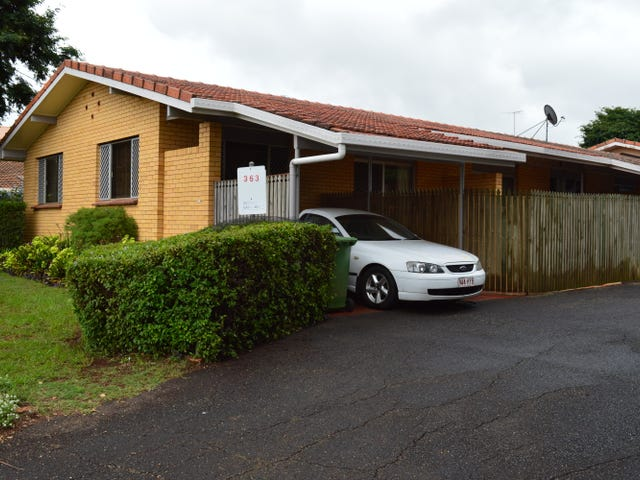 1/363 Margaret, Toowoomba City, Qld 4350