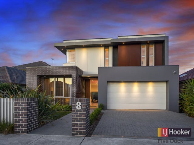 8 Preston Avenue, Five Dock, NSW 2046