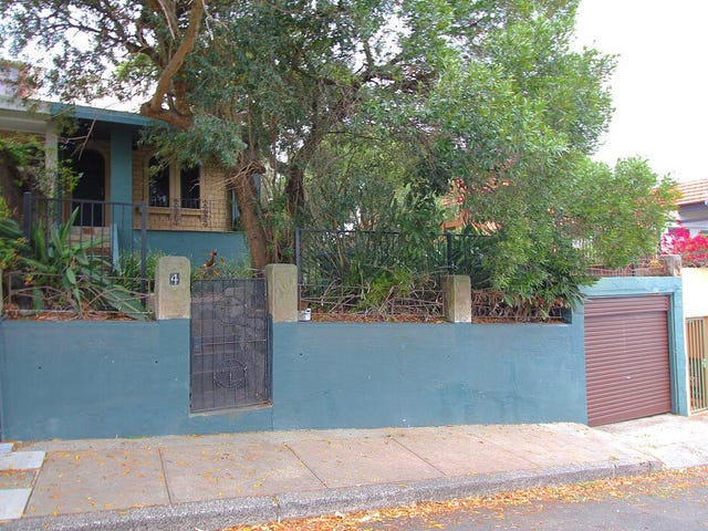 4 Carlton Street, Waverley, NSW 2024
