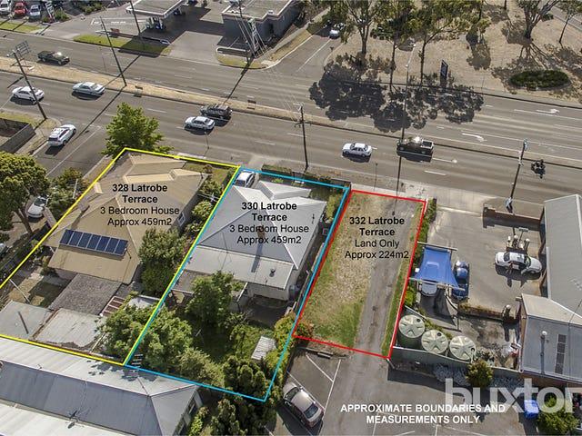 328, 330 & 332 Latrobe Terrace, Newtown, Vic 3220