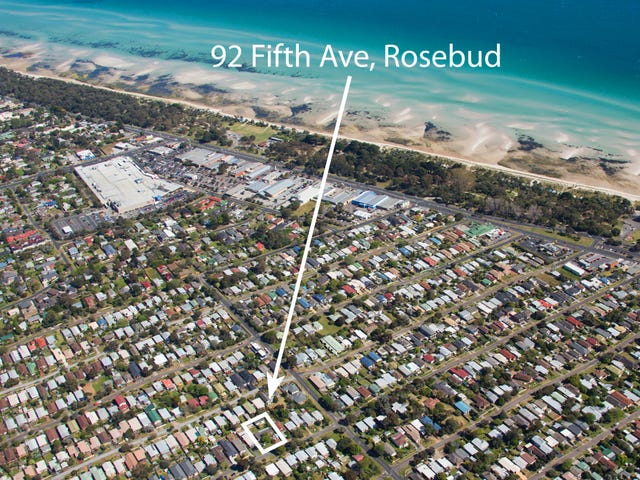 92 Fifth Avenue, Rosebud, Vic 3939