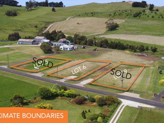 Lots 6 &10, 20 Table Cape Road, Wynyard, Tas 7325