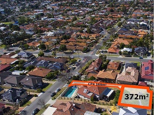 Lot Prop 3, 203  Edinboro Street, Joondanna, WA 6060