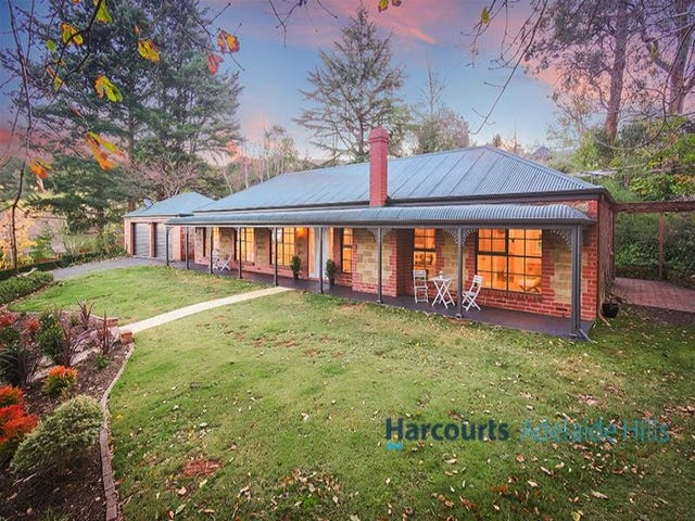 8 Glenside Road, Crafers, SA 5152