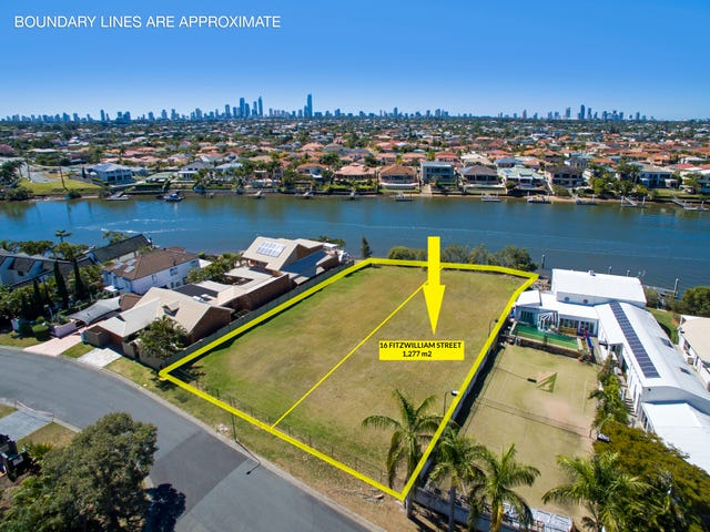 16 Fitzwilliam Street, Carrara, Qld 4211