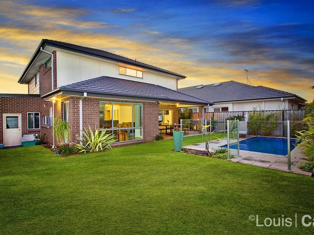 41 Hadley Circuit, Beaumont Hills, NSW 2155