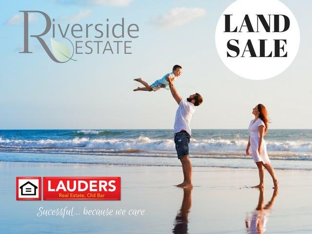 Lots 9 to 49 Riverside Estate, Old Bar, NSW 2430