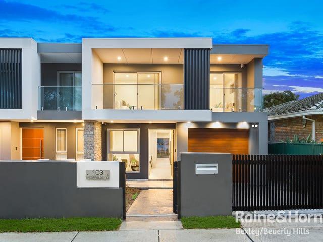 103a Moorefields Road, Kingsgrove, NSW 2208
