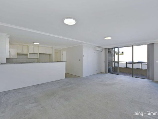 21/107-115 Pacific Highway, Hornsby, NSW 2077
