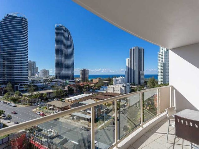 Unit 1110/42 Surf Parade, Broadbeach, Qld 4218