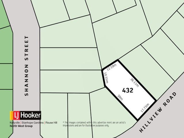 Lot 432, Hillview Road, Kellyville, NSW 2155
