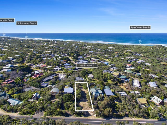 369 Sandy Road, St Andrews Beach, Vic 3941