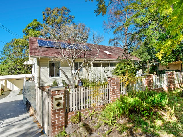 8 Bushlands Avenue, Hornsby Heights, NSW 2077