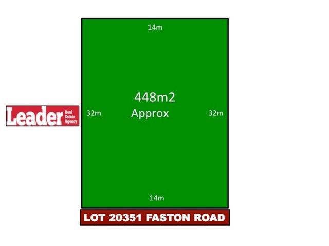 Lot 20351, Faston Road, Kalkallo, Vic 3064