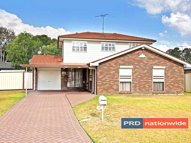 36 Bungalow Parade, Werrington Downs, NSW 2747