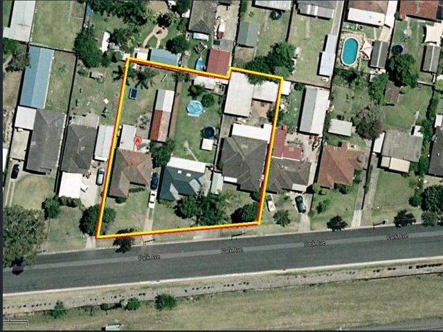 24, 25 & 26 Park Avenue, Kingswood, NSW 2747