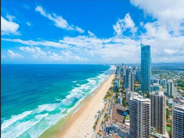 4902 'SOUL' 8 The Esplanade, Surfers Paradise, Qld 4217